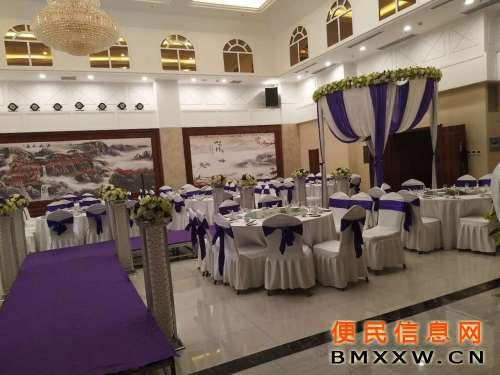 四楼黄山厅(婚宴大厅)2